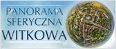 Wirtualna panorama sferyczna miasta Witkowa