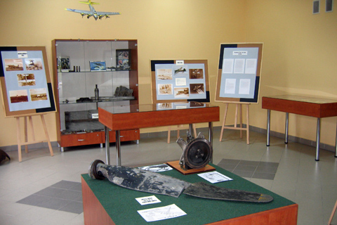 The Hall of History organizes exhibitions presenting the rich history of our region