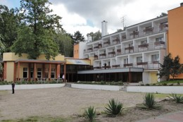 Skorzęcin holiday resort